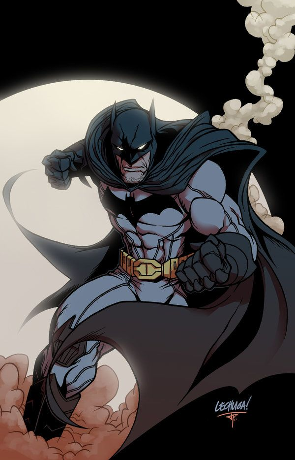 Batman New 52 ByAA Oldpantymachine