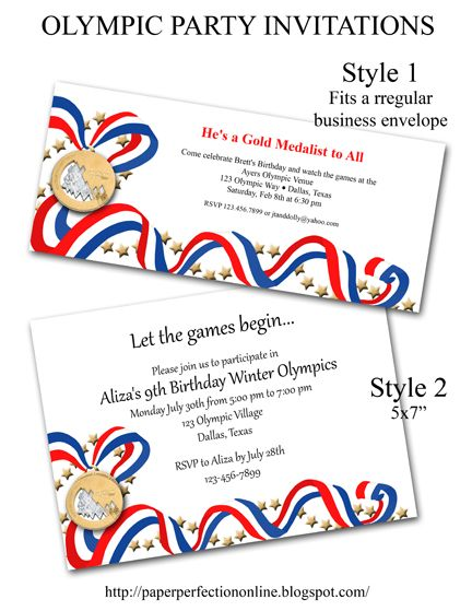 104 best my party printables images on pinterest party party invitation and printables for the sochi winter olympics stopboris Choice Image