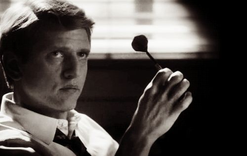 Barry Pepper as Bobby Kennedy, The Kennedys (2011) gifs