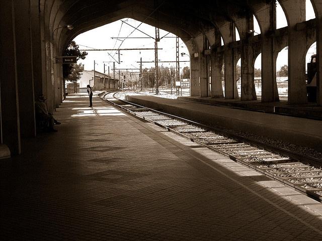 Estación de Talca