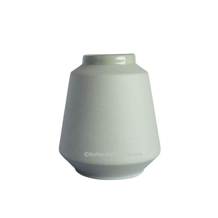 Nienke van de Pol Vase Small - Olive