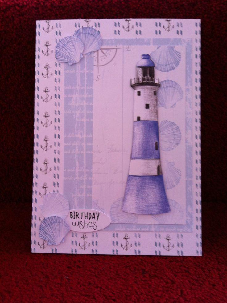 Craftwork Cards: Harbour Boulevard