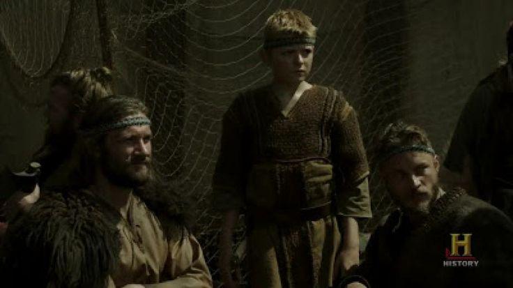 Rollo the Viking | Vikings Saison 2 : Lors de la saison 1, Rollo avait trahit son frère