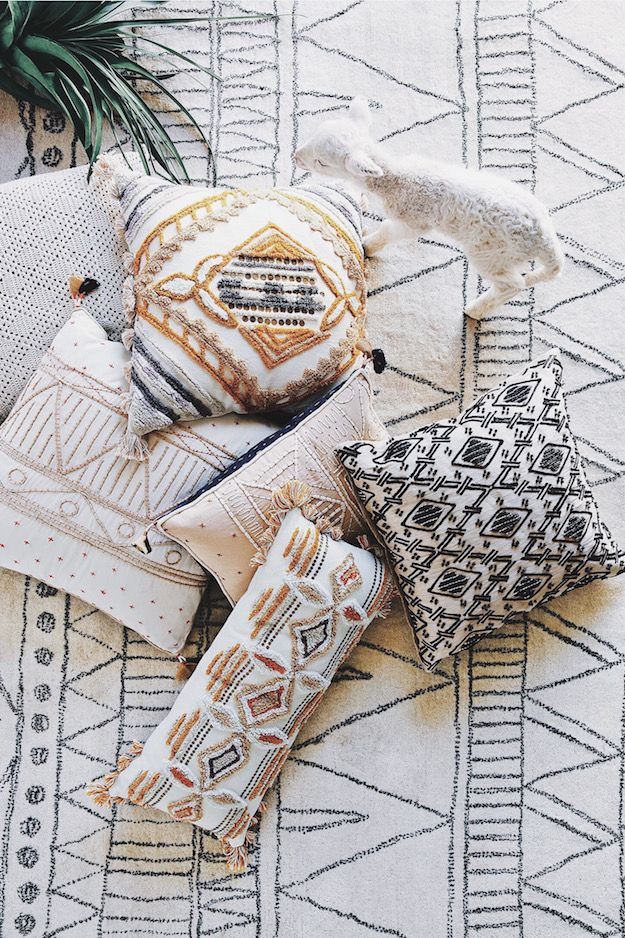 10 Textile Ideas to Obsess Over | Sycamore