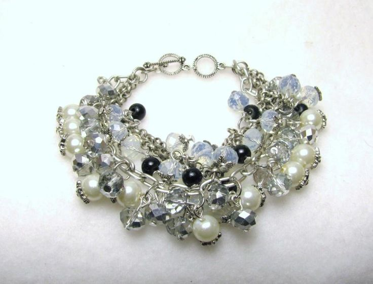 Swarovski Shine - Jewelry creation by Linda Foust