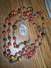 Great instructions. How to make a rosary