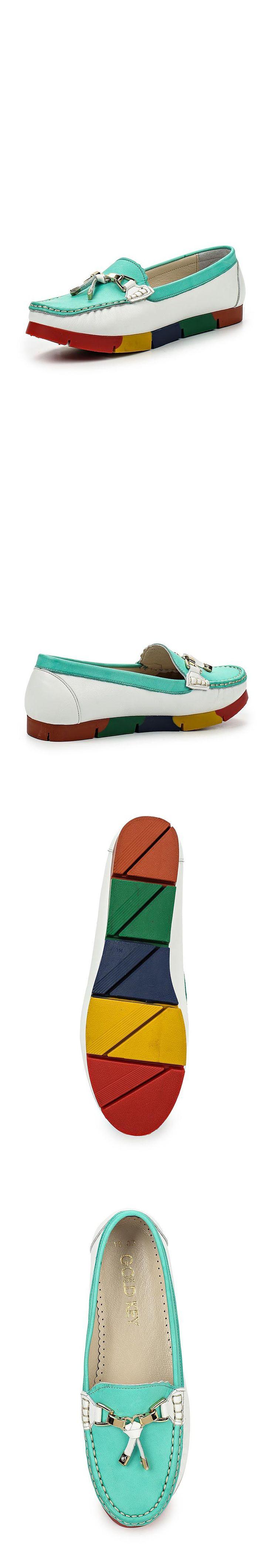 Женская обувь мокасины Gold Key за 5650.00 руб.