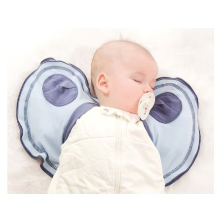 Angel wings to aid baby's naptime, what a terrific idea!