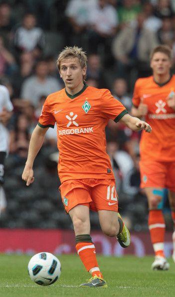 Marko Marin on Werder Bremen
