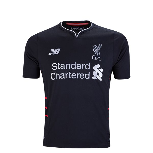 New Balance Liverpool Youth Away Jersey 16/17