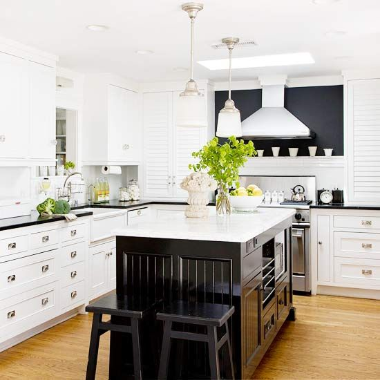 Modern Kitchen Ideas With White Cabinets: 37 Best Images About Perfect Small Kitchen Design On