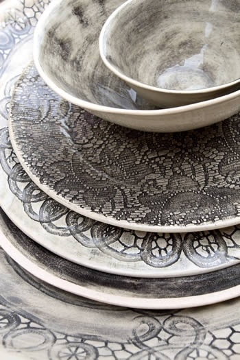 Design your own plates great idea!!