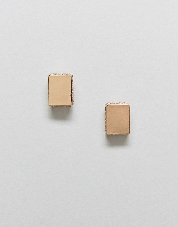 Nylon - Ohrstecker - Gold Jetzt bestellen unter: https://mode.ladendirekt.de/damen/schmuck/ohrringe/ohrstecker/?uid=cb9b7dbc-2c1c-5e36-99b8-d6deb0fdeada&utm_source=pinterest&utm_medium=pin&utm_campaign=boards #schmuck #sale #ohrringe #ohrstecker #uhren #female