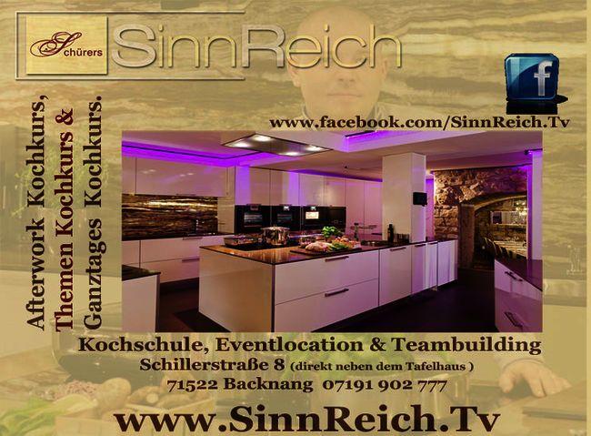 47 Besten Kochschule Eventlocation Schrers SinnReichTv Bilder