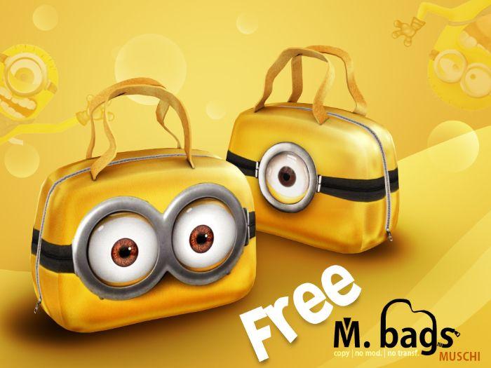 M Bags [free] MUSCHI