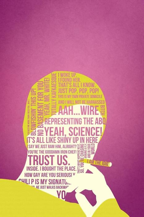 Jesse Pinkman Quotes. I am going to end up with a Breaking Bad shrine. It's ridiculous. Ridiculously awesome, that is.