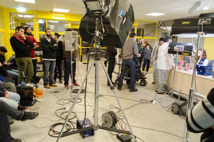 """Foto making-of """"Clubul Selgros - Pentru profesioniști și amatori. De bunătățuri."""" - echipa GAV   TVC: http://youtu.be/91K0EB8Kin4  Making-of: http://youtu.be/muQ3yO7IzKM"""