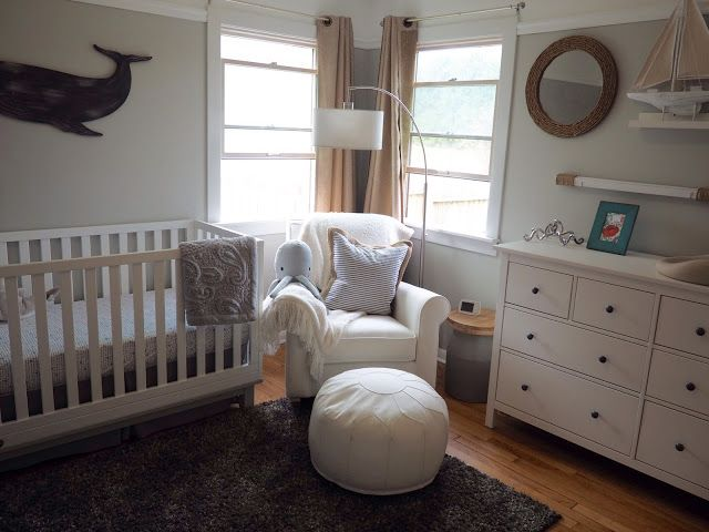A Day in the Life: Our Under the Sea Nursery
