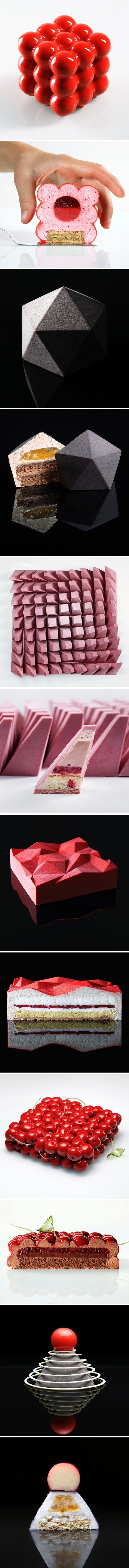 edible art! cakes by architect turned pastry chef dinara kasko <3