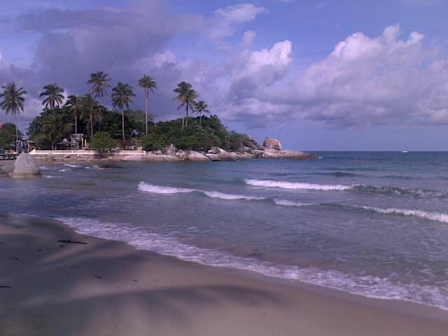 Parai Beach. Bangka. Bangka-Belitung.