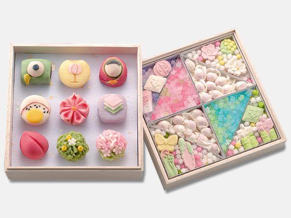 もうすぐ400年の伝統 老舗菓子司 虎屋本舗:桃の節句 雛祭り
