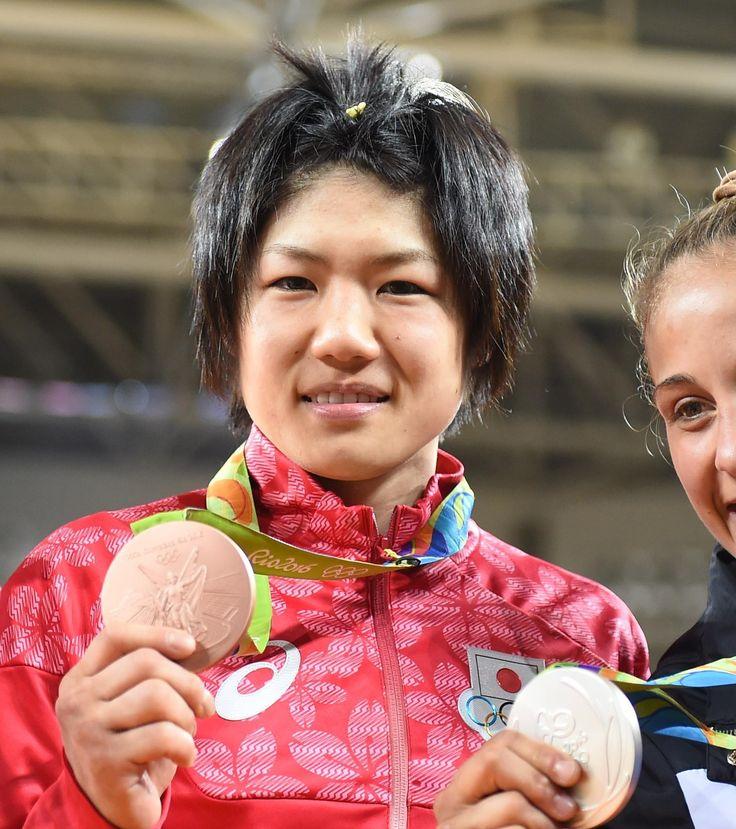 中村じん帯手術からの復活誇りに2大会ぶり2度目の銅メダル獲得 #リオ五輪 #柔道 #銅メダル