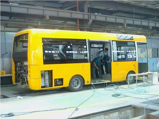 Miestai ir architektūra - Vieno pranešimo peržiūra - Ikarus autobusai Lietuvoje