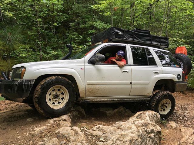 Budget Overland Chevy Trailblazer Bought And Built For Less Than