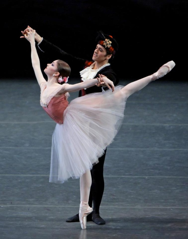 Kathryn Morgan + Robbie Fairchild in Scotch Symphony