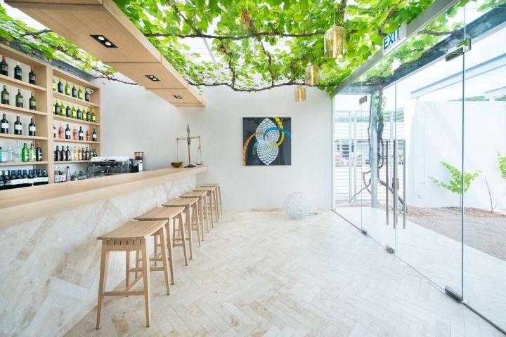 95 at Morgenster restaurant by Inhouse Brand Architects, Somerset West – South Africa » Retail Design Blog