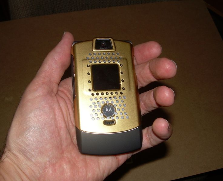 Now I just need to find an old flip phone, haha    Since the Star Trek Communicator was the inspiration for todays flip phones, why not make your phone look more like the original. I did and here's how.