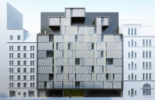 West 18th Street in Chelsea, NYC by ODA