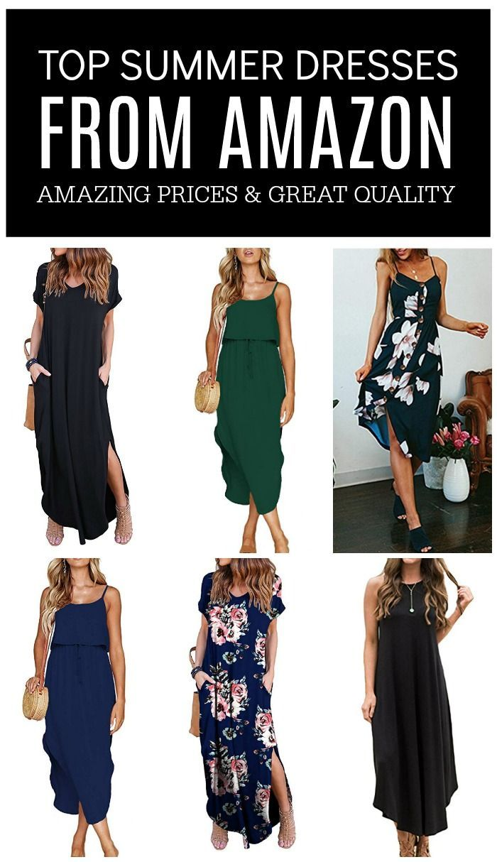 68694342b7d Cheap Summer Dresses from Amazon! Amazing Cheap Summer Dresses from Amazon!  Adorable Summer Sundresses