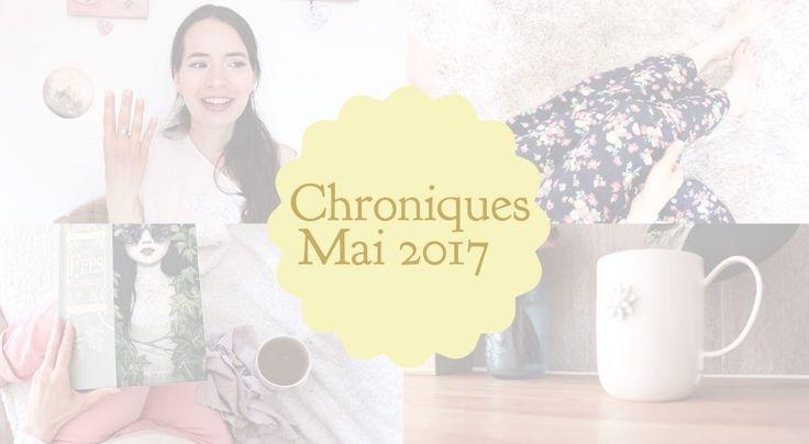 Chroniques 05/2017  Fées de Cottingley, robes vintage, test ADN origines