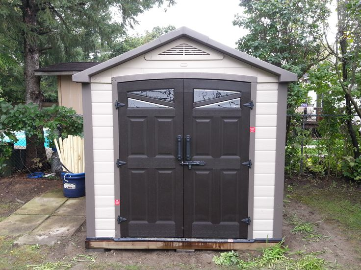 Orion Shed from Canadian Tire