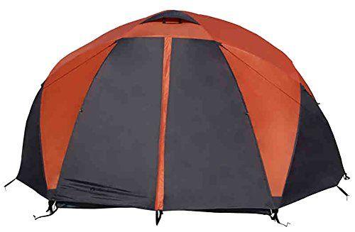 Generic Double Door 6 Person Tent Color Orange -- Click image to review more details.