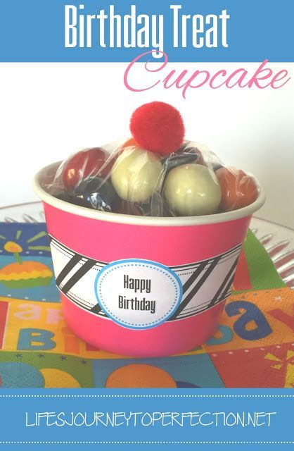 5  Amazing Gift Ideas for Young Women for 2016 Fun Birthday Treat Cupcake idea