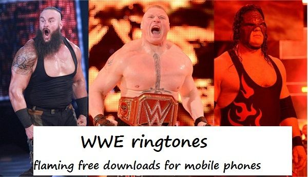 WWE ringtones free download latest 2018 for mobile | WWE