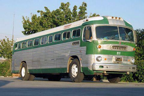 83 Best Vintage Bus Images On Pinterest General Motors