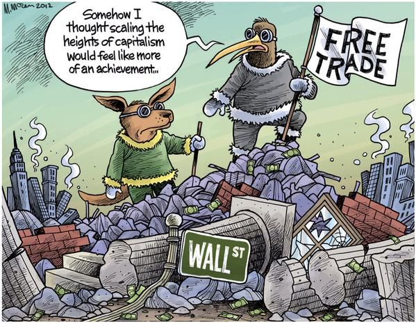 """JUNE 4, 2015 The Obama administration's desire for """"fast track"""" trade authority is not limited to passing the Trans-Pacific Partnership (TPP). In fact, that may be the least important of three deal... http://winstonclose.me/2015/06/07/the-scariest-trade-deal-nobodys-talking-about-just-suffered-a-big-leak-written-by-david-dayen/"""