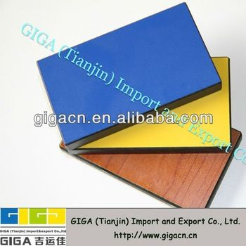 15mm colourful all size phenolic plywood sheet price, View phenolic plywood sheet, GIGA HPL Product Details from Giga (Tianjin) Import And E...