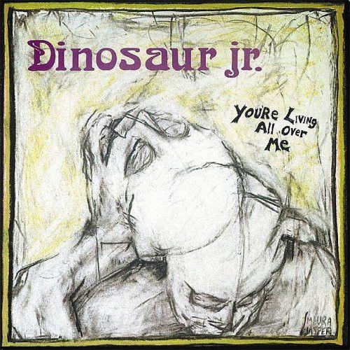 "Dinosaur Jr. ""You're Living All Over Me"" LP"