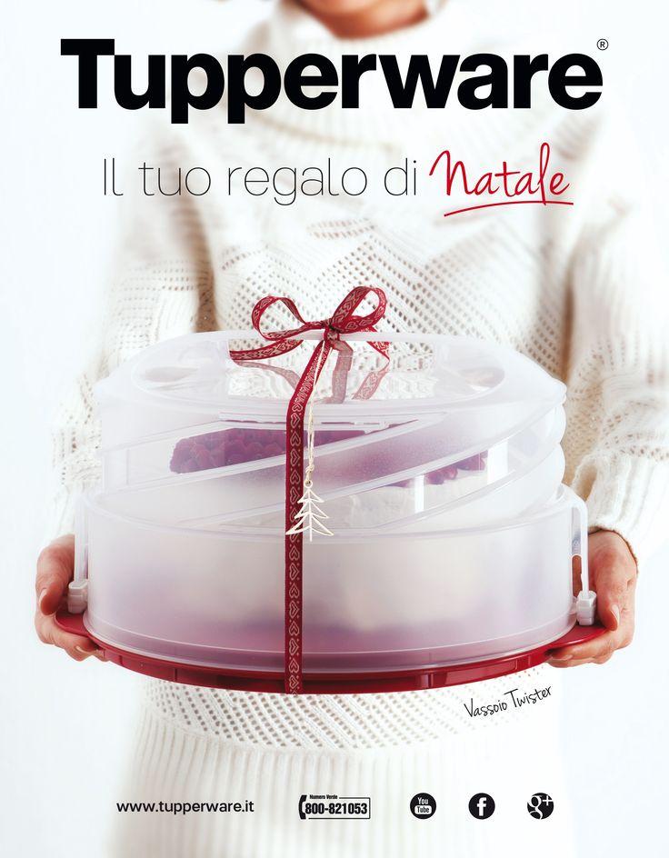 Natale con Tupperware!