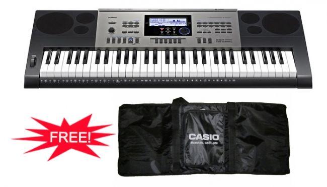 Casio CTK 6300IN Electronic Keyboard.