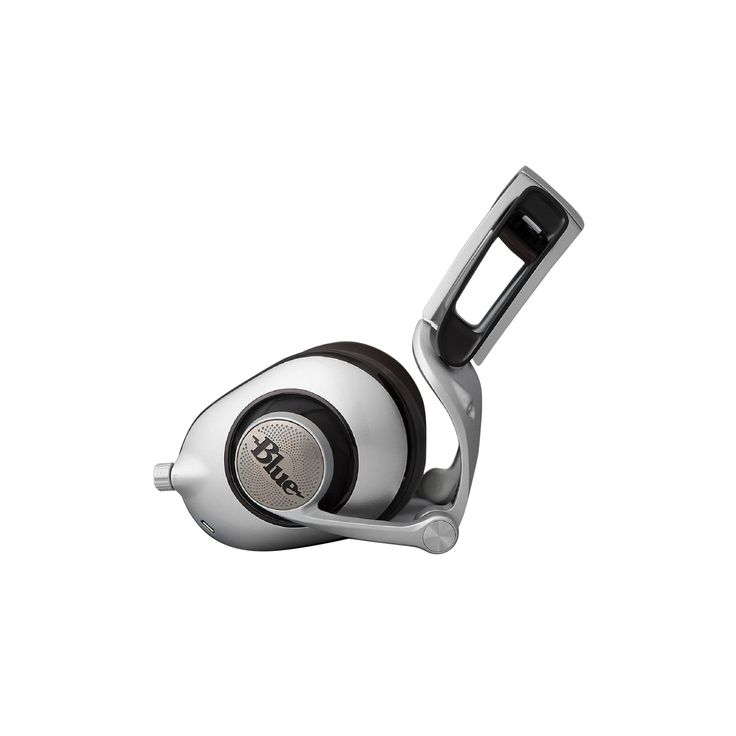 Blue Microphones Ella Wired Over-The-Ear Headset - Black