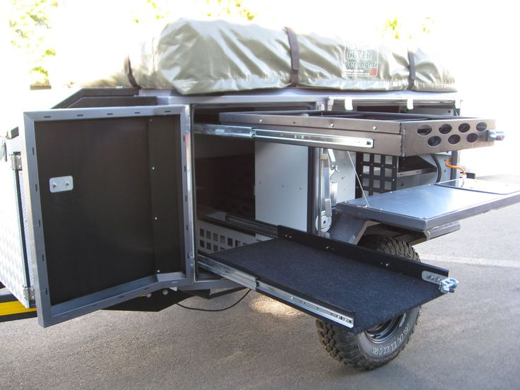 The Metalian Maxi 4x4 Off Road Camping Trailer. View The Picture Gallery, Technical Information, Other models and contact us for pricing here.