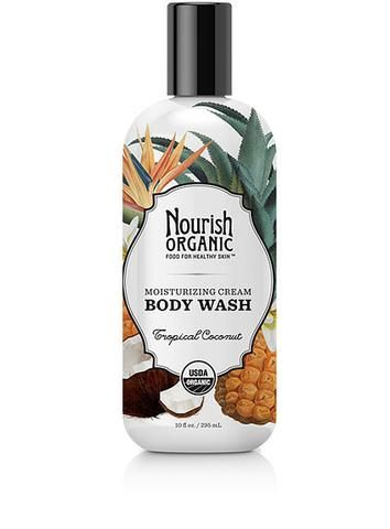 Moisturizing Cream Organic Body Wash