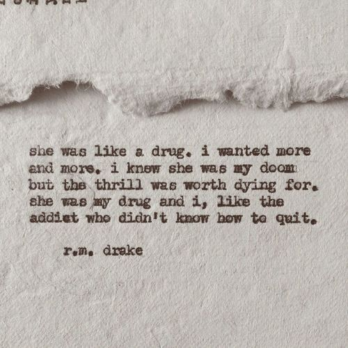 Tattoo Quotes: Follow R.m Drake @rmdrk On Instagram