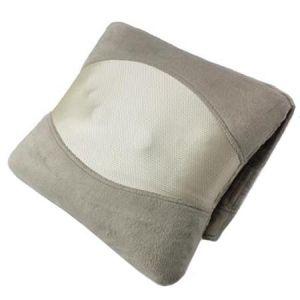 """Cuscino #massaggiante """"Shiatsu"""" Homedics. Fa un piacevole massaggio in poltrona con calore e vibrazione. 49 Euro da #Naturessenza"""
