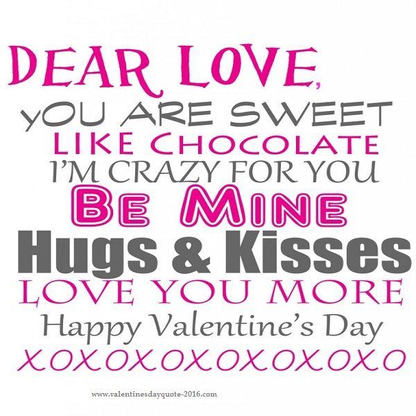 2017 Velentine Day Romantic Images, Love Letters